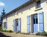 Chez Bobin Pet Friendly Cottage Lathus St Remy, France